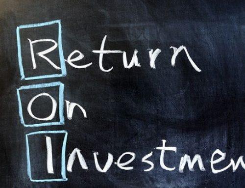 Залог, доходност, възвращаемост на инвестициите (ROI)