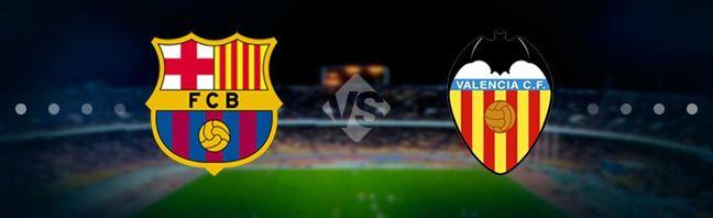 Барселона - Валенсия - прогноза
