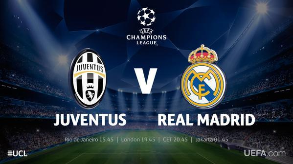 juventus-real-madrid - промокод