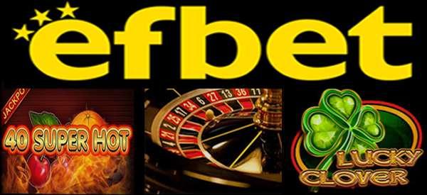 Efbet казино Свиленград