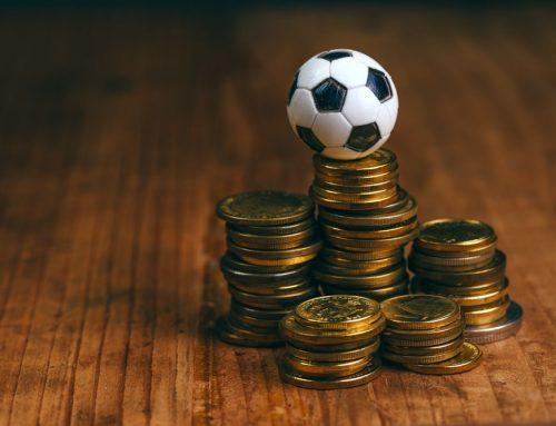 Пари от спортни залагания?