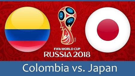Колумбия - Япония прогноза