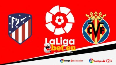 Атлетико Мадрид - Виляреал