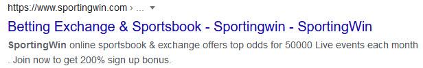борса за залози от sportingwin